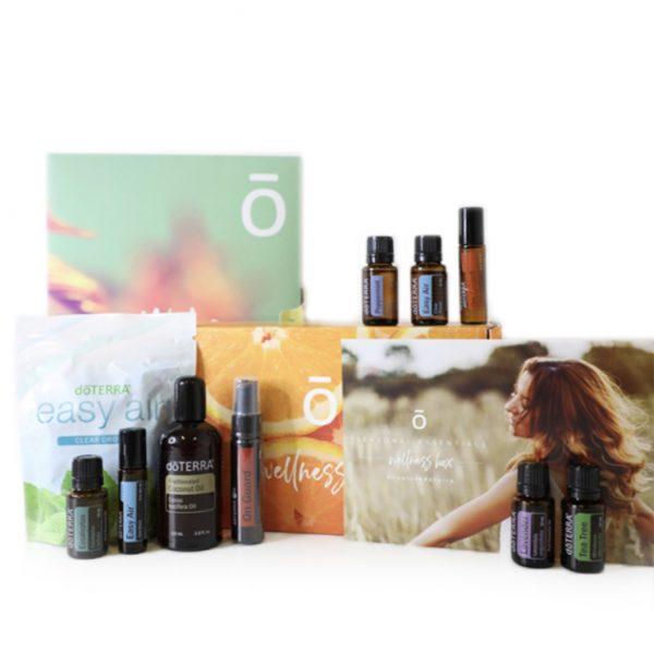 Seasonal essentials wellness starter pack